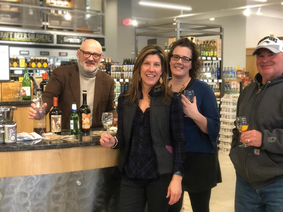 Antica Torino Vermouth Showcased in East Greenwich
