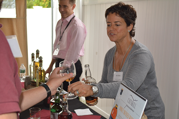 Trade Guests Enjoy Winebow's 8th Annual Vintners Harvest