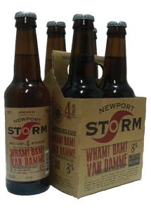 "Newport Storm  ""Wham! Bam! Van Damme,"""