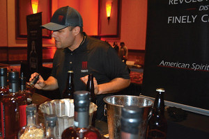 Mike Reppucci, Founder, Sons of Liberty Spirits Company.