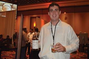 Michael Bauchspies, Marketing, RI Distributing with Balvenie.