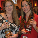 Molly Peabody and Amanda Leandro, MS Walker, Old Pulteney.