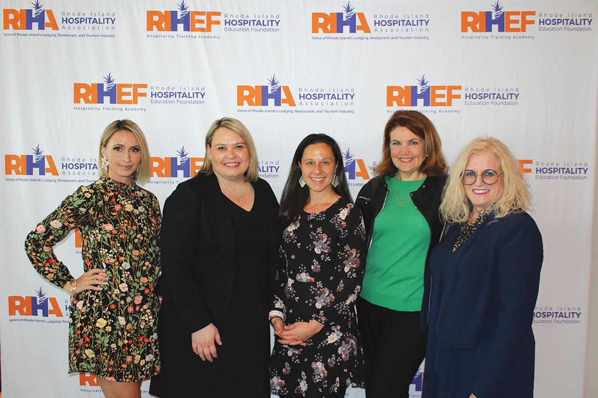 RIHA Hosts Women in Hospitality Spring Event