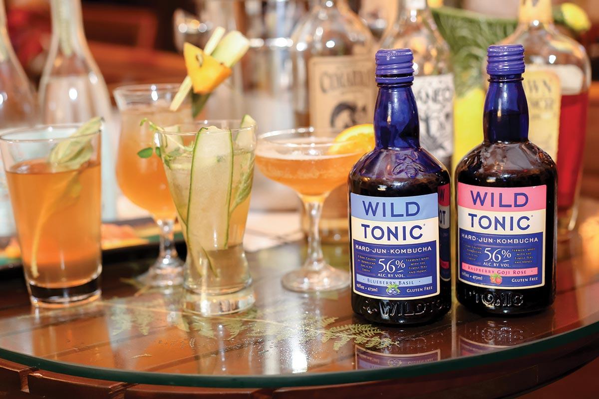Craft Beer Guild Distributing Launches Wild Tonic Jun Kombucha