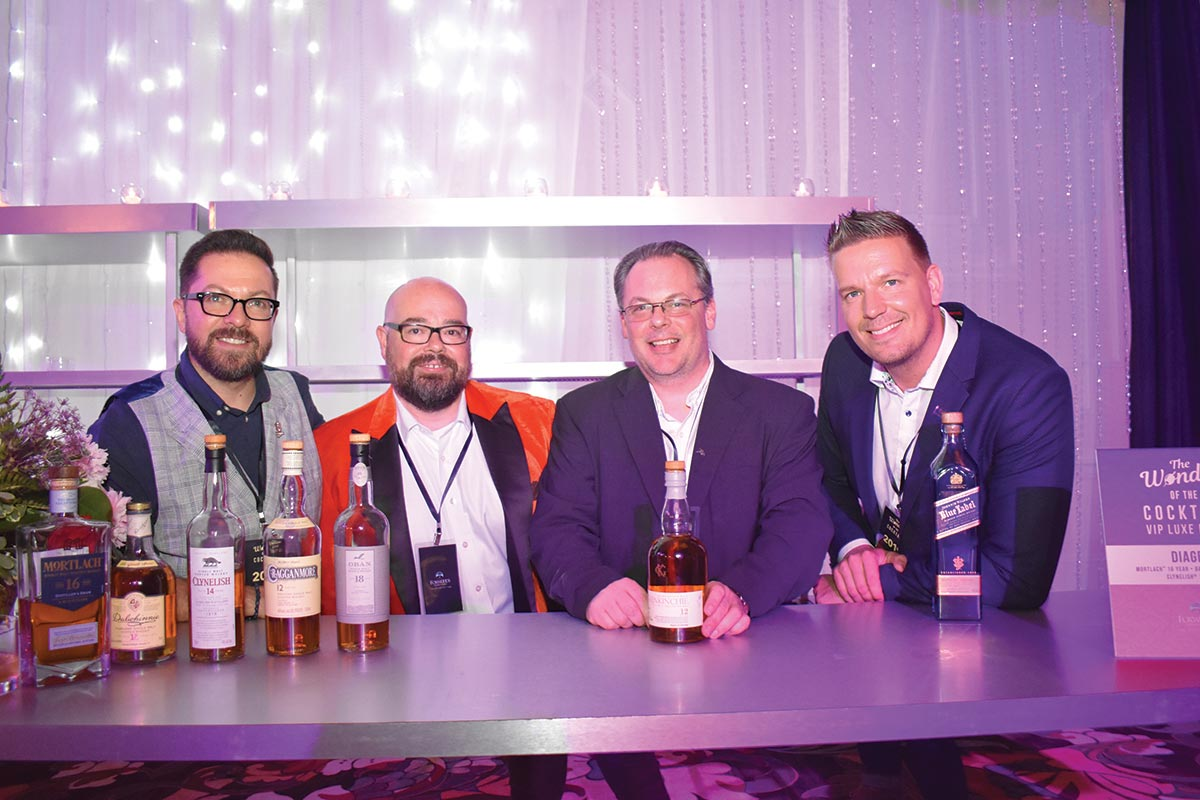 Second Annual Wonder of the Cocktail Concludes with Grand Tasting