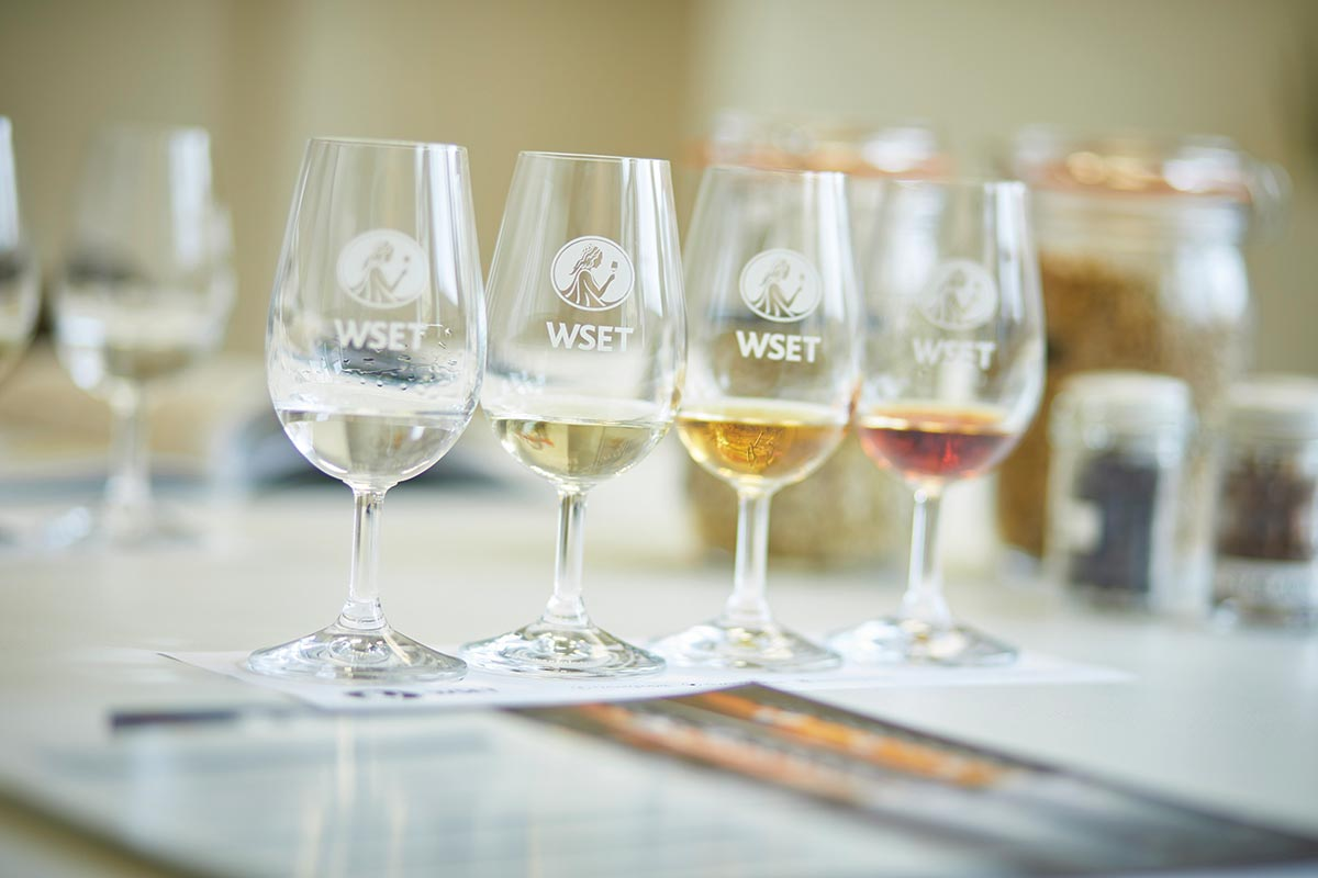 WSET Reports Record Annual Candidate Figures