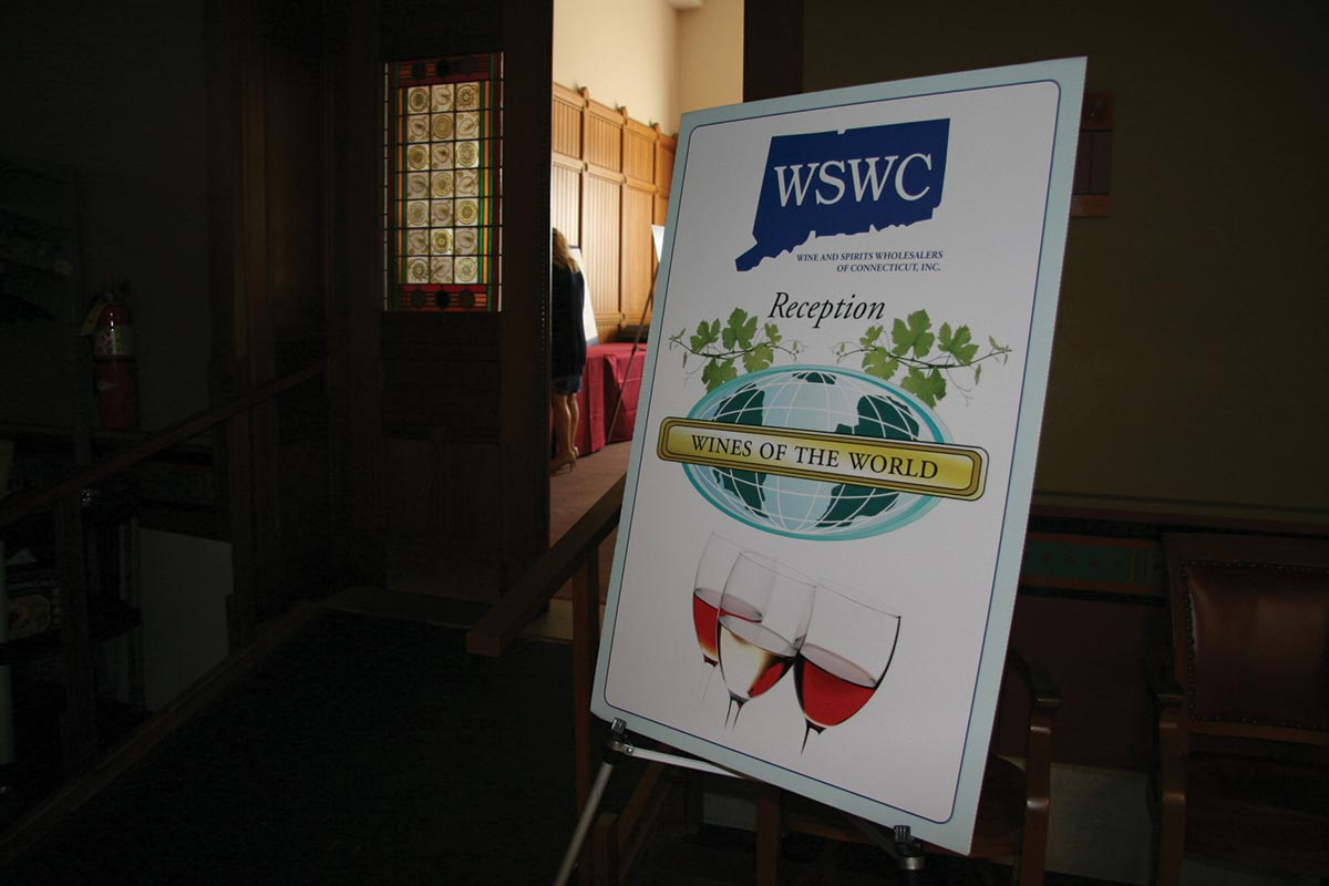 WSWC Hosts Annual Wines of the World Reception for Legislators