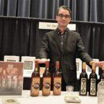 Steven Mercado, Sales, New York Distilling.