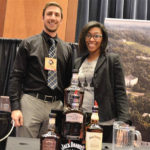 Jon Whalen, Brown-Forman and Kimberly Rose Hill, Connecticut Market Manager, Brown-Forman.