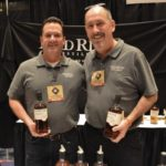 Peter French, Marketing & Andrew Connolly, Marketing, Mad River Distillers
