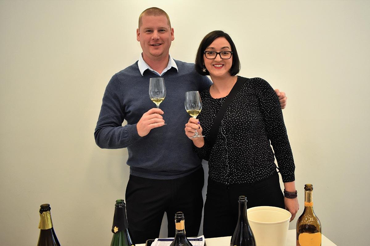 Worldwide Wines Hosts Killer B's Themed Tasting
