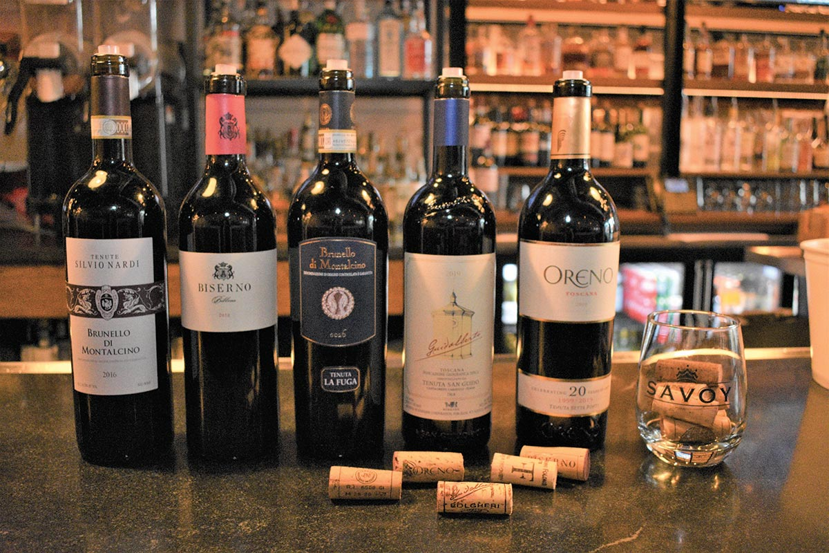 Worldwide Wines Hosts Kobrand Italia Tastings