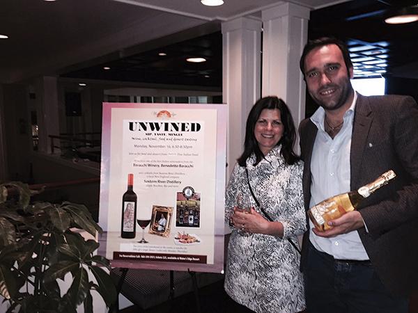 Cellar Fine Wines Hosts November Winemaker Visits