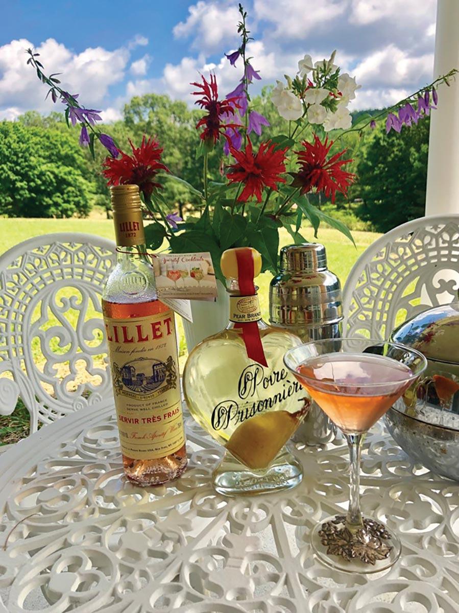 Westford Hills Distillers Creates Bastille Day Cocktail