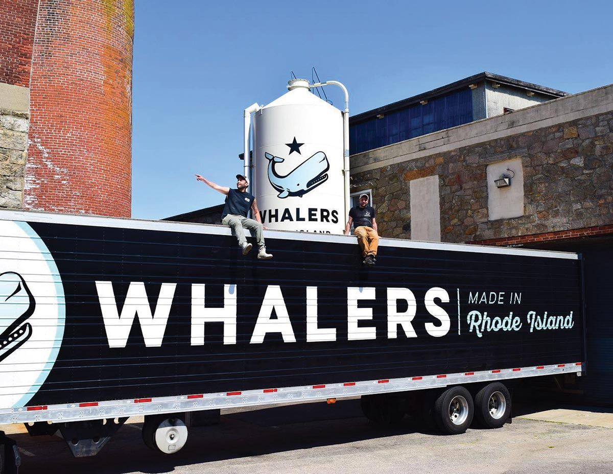 Whalers Brewing Supports Venues with Summer Keg Giveaway