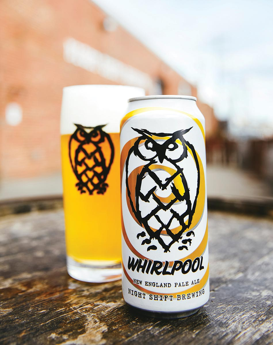 Night Shift Distributing Offers New Brews to Connecticut
