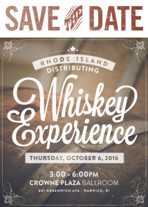 Whiskey Show Save the Date 5x7 6.2016