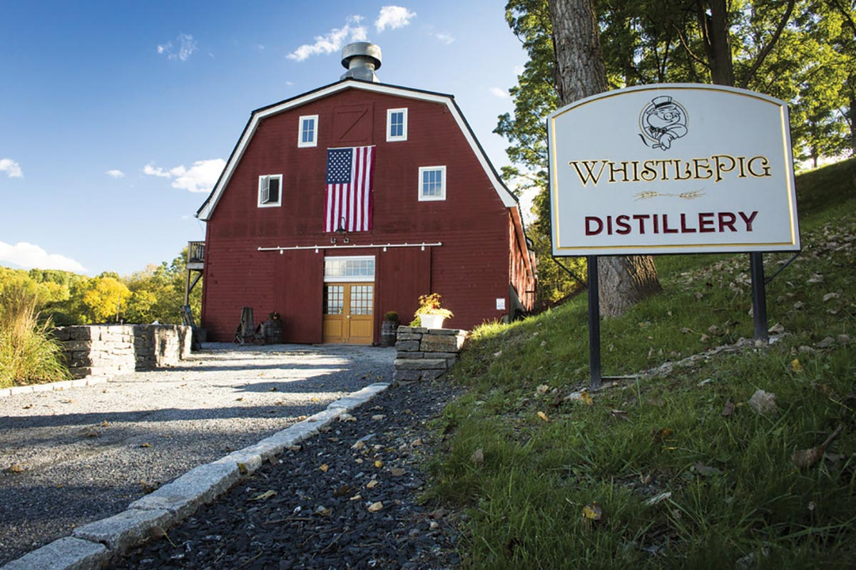 WhistlePig and Moët Hennessy Announce International Partnership