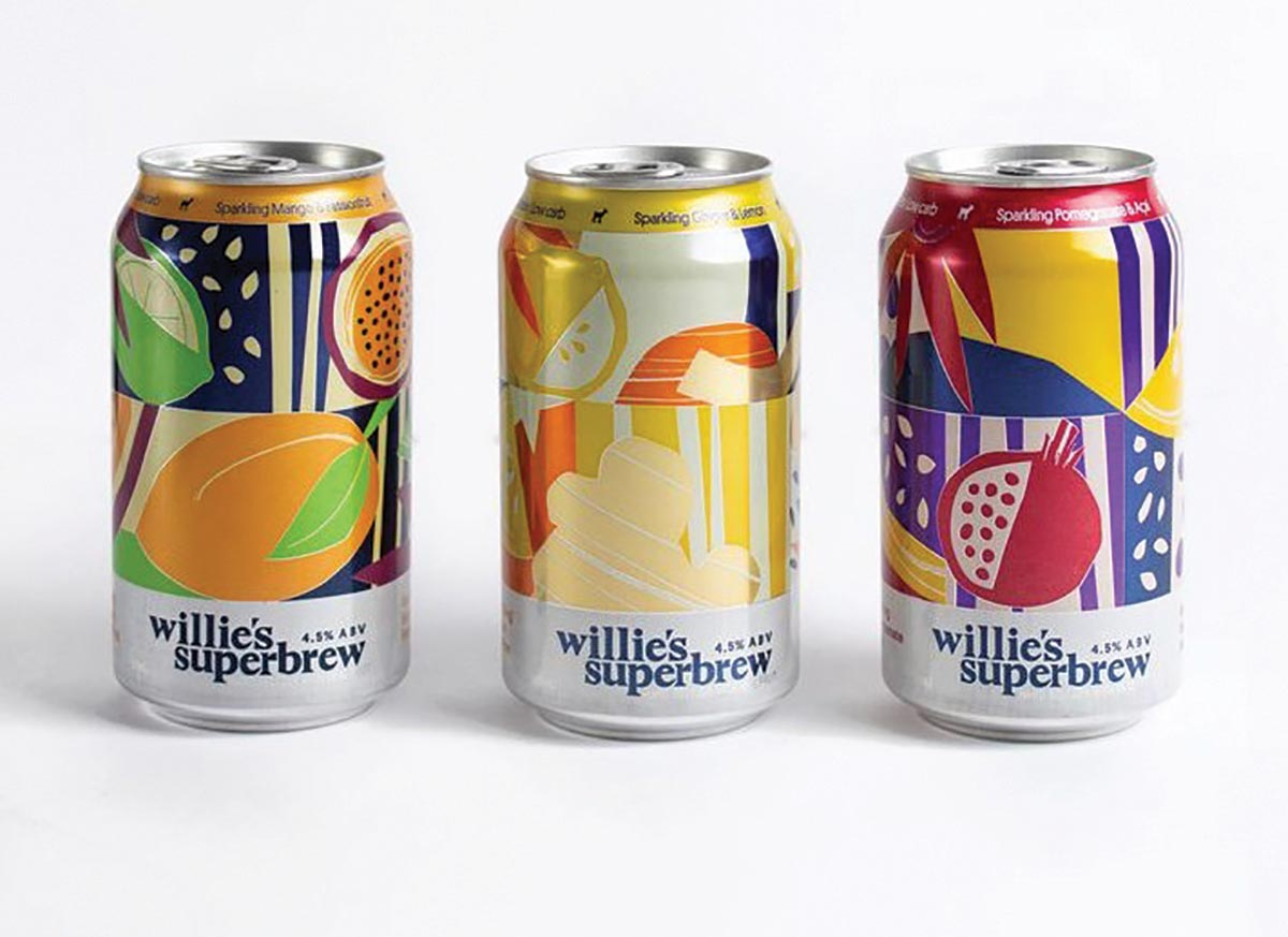 Willie's Superbrew Launches with Craft Beer Guild Distributing