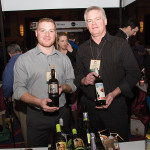 Cellar Fine Wines' Dan Reynolds and guest.
