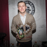 Presenting Plymouth Gin was Maxwell Britten, Bar Director, Maison Premier.