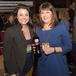 J. Lohr's Shauna Troy, New England Sales Manager and Erin Foley, Greater Boston Area Manager.