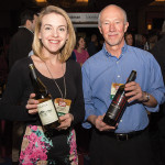 Cellar Fine Wines' Jillian Simms, Portfolio Manager and John Lamzl.