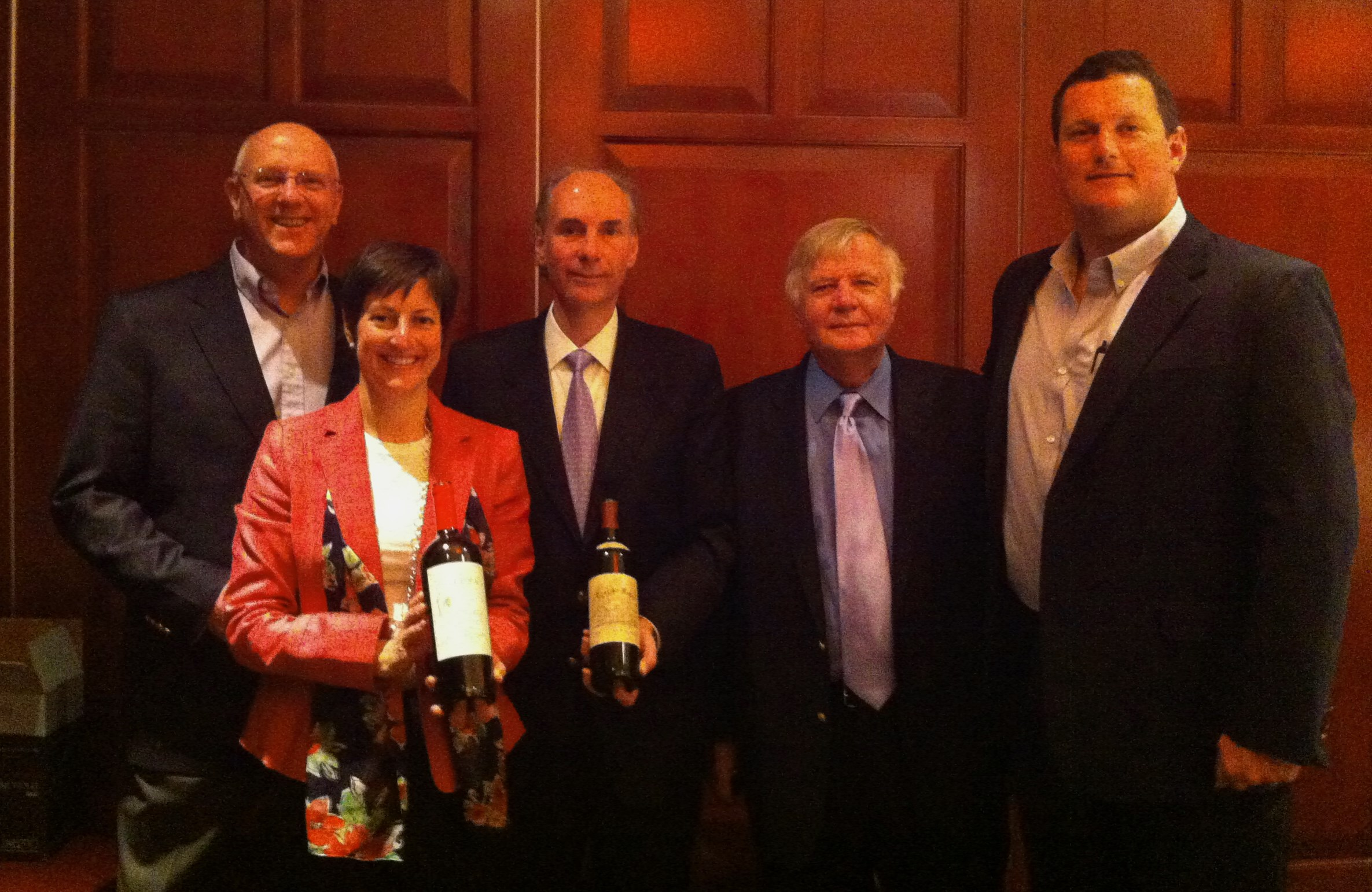 Winebow Hosts Cousino Macul at Fleming's Steakhouse