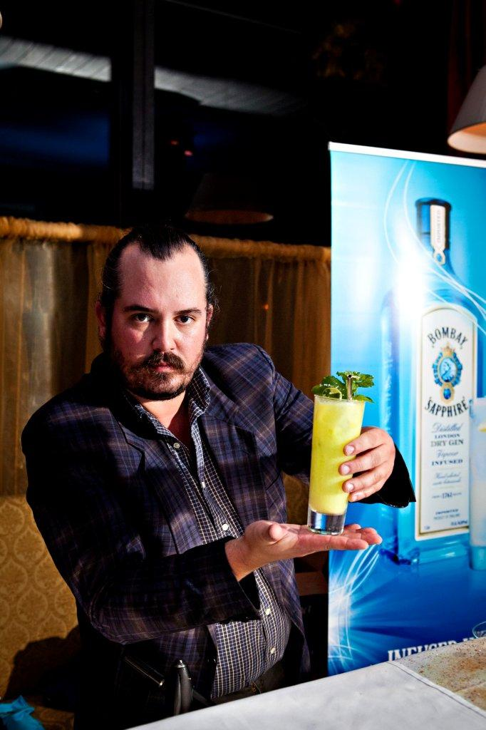 "Serving Up: 2012 Rhode Island ""Most Inspired Bartender Competition"""
