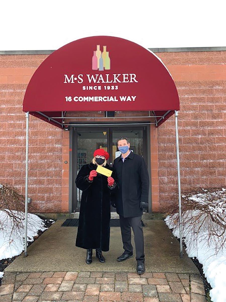 MS Walker Winter Wonder Fund Helps Community