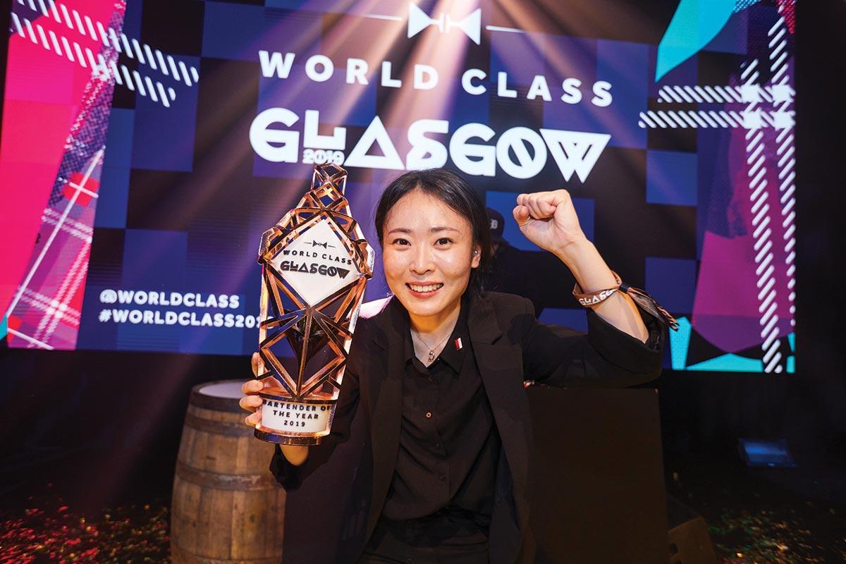Kang Wins Diageo World Class Bartender of the Year