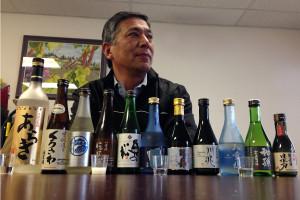 Yoichi Nakajima, General Manager New York Office/East Coast of Pacific International Liquor, Inc.