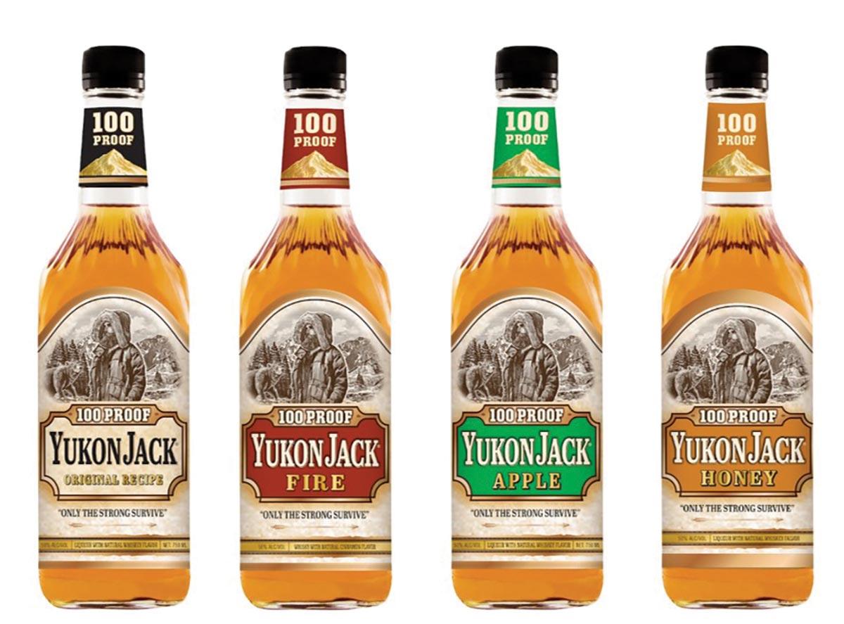 Yukon Jack New Flavors The Beverage Journal