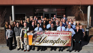 The C&C team welcomes Yuengling back to Rhode Island after a 20-year absence in the local market.