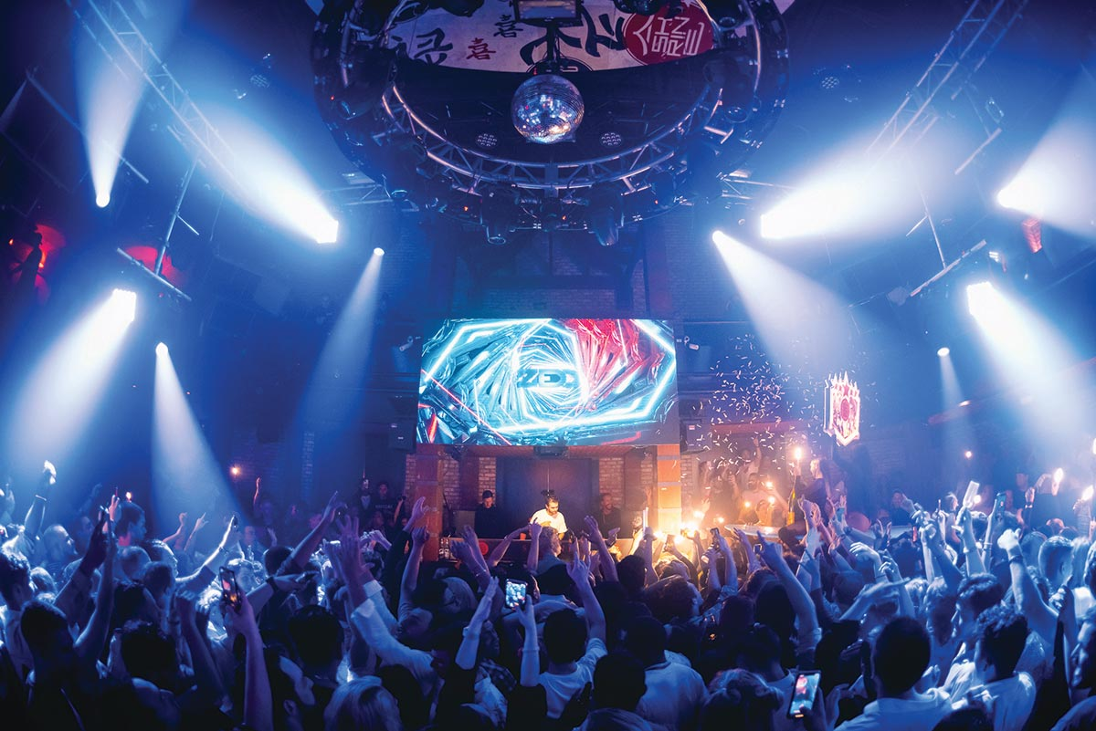 The Beat Goes On: Connecticut Clubs Reopen