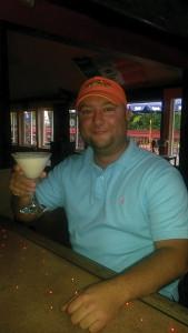 Zen Bar's Derek Wilkins