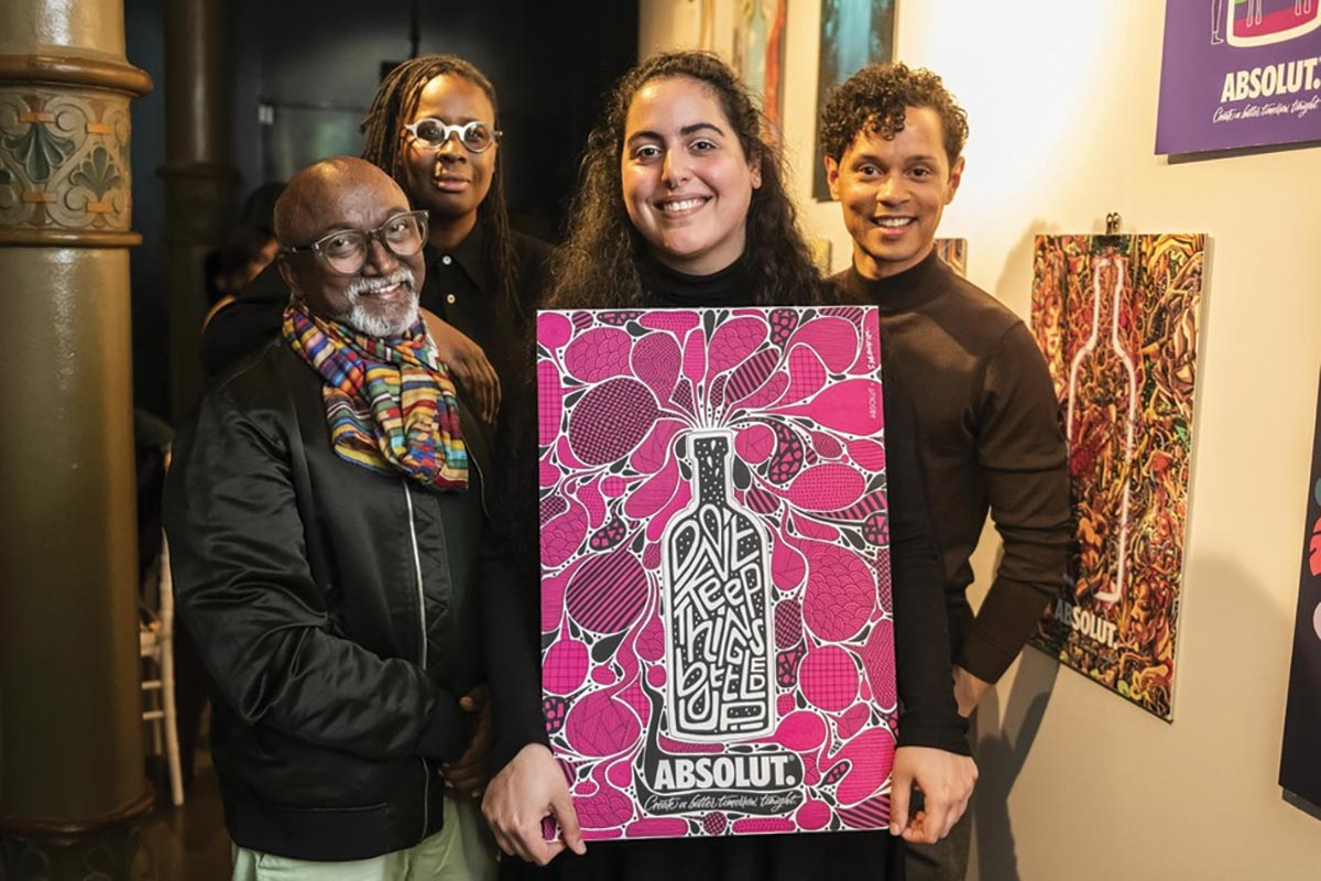 Absolut Announces Winner of Global Creative Competition