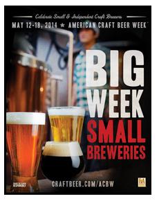 May 12-18, 2014: Craft Beer Week Unites Beer Community