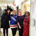 Pam Rentz, Sales Administration Assistant; Paula Latham, Accounting Manager; Kassandra Higgins, Staff Account; Francisca Stillwagon, Accounting Clerk.