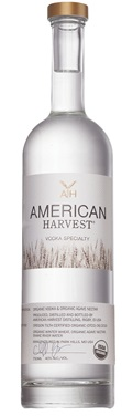 American Harvest Vodka Launches New Label, Packaging