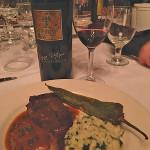Terzini Tocco Da Casuria Montepucliano d' Abruzzo wine and food pairing.