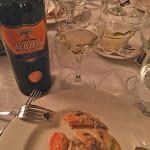 Terzini Tocco Da Casuria Pecorino Abruzzo wine and food pairing.