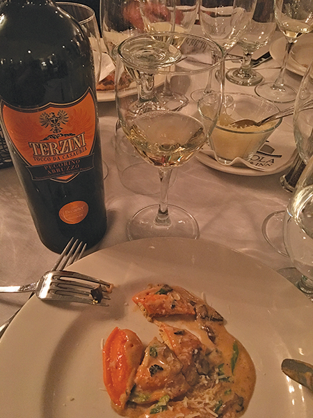 Angelini Wines Hosts Wine Tasting Dinner in Litchfield