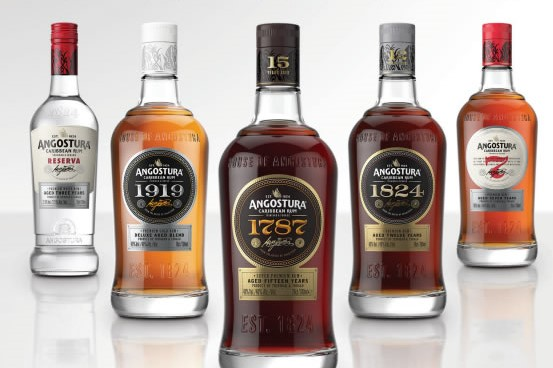 """House of Angostura Named """"World Class"""" Distillery at WSA"""