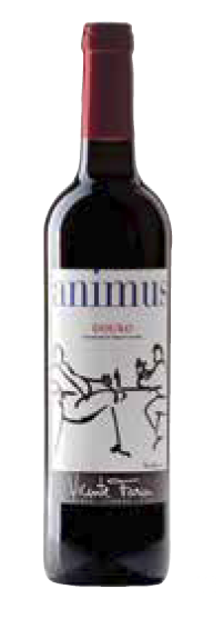 Vicente Faria Releases Animus Douro Red Wine