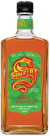 Hood River Distillers Launches Apple Cinnamon Sinfire