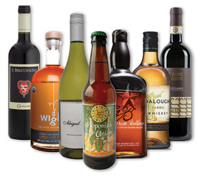 A sample of products new to the market from Atlantic Importing & Distributing's portfolio.