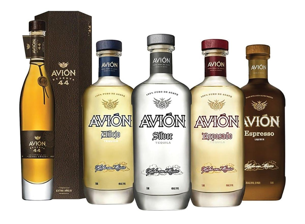Pernod Ricard Acquires Remaining Stake in Avión Tequila
