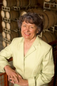 Dolores Cakebread of Cakebread Cellars of Rutherford, California.