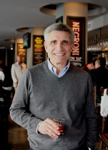 Gerard (Gerry) Ruvo, Chairman and CEO of Campari America, Chairman of the Distilled Spirits Council of the United States (DISCUS)